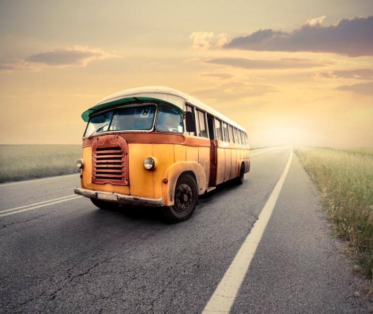 Bus Retro