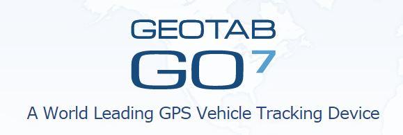 GEOTAB GO7 Tracking Device