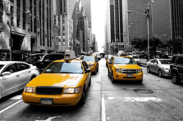 Taxi - New York Style